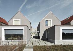 BDE Architekten GmbH – SIEDLUNG SÄNTISSTRASSE, BRÜTTEN 2009-2012