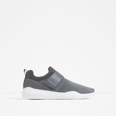 ZARA - MAN - HOOK AND LOOP SNEAKERS
