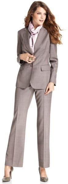 Anne Klein Pant Suit | Keep the Glamour | BeStayBeautiful