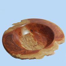 Decorative timber burl bowl. Australian Coolabah Burl.