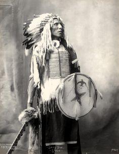 Swift Dog. Hunkpapa Lakota Sioux. 1898