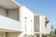 Quatuor - Veigy-Foncenex (74) © Gilles Bertrand Outdoor Decor, Home Decor, Alps, Decoration Home, Room Decor, Home Interior Design, Home Decoration, Interior Design