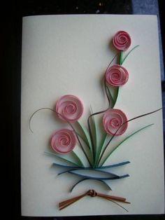 Pretty in its simplicity  Scrolls - Flower 1 (Rose)