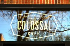 Colossal Cafe breakfast/brunch