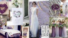 Purple wedding Сиреневая свадьба  Бесплатные шаблоны приглагений - Сирень Лаванда