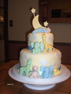 Baby Animals on Cake Central