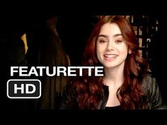 The Mortal Instruments: City of Bones Featurette #1 (2013)