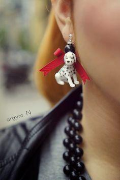 Drop Earrings, Unique, Handmade, Jewelry, Design, Fashion, Jewellery Making, Moda, Jewelery