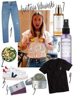 Diesmal verrät uns Anastasia Velminski, die für This is Jane Wayne bloggt und beim Couch Magazin arbeitet, ihre Eco Lifestyle Lieblinge.