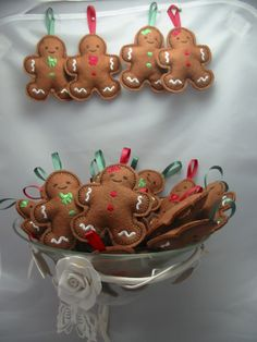 Gingerbread People - The Supermums Craft Fair