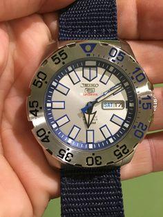 Seiko Monster, Breitling, Hobbies, Clocks, Accessories, Watches