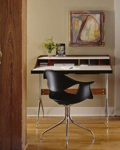 Herman Miller ® Nelson Swag Leg Computer Desk | AllModern