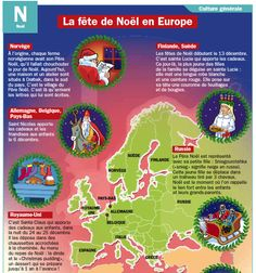 La fête de Noël en Europe
