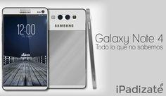 Todo lo que Aún no Sabemos Sobre el Samsung Galaxy Note 4