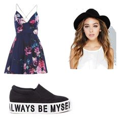 Punk by jordanfashion14 on Polyvore featuring polyvore, fashion, style, AX Paris and Wet Seal