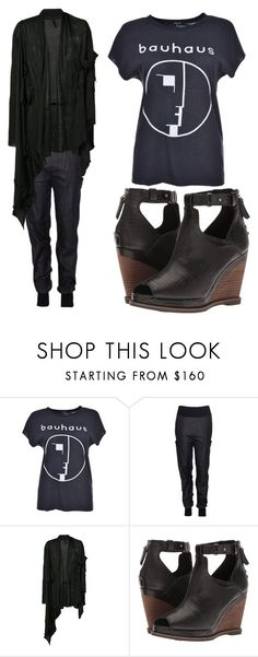 """Soft grunge"" by amory-eyre ❤ liked on Polyvore featuring R13, Konsanszky, Barbara I Gongini and Ariat"
