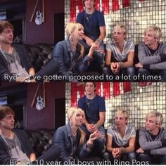 r5 imagines | Tumblr