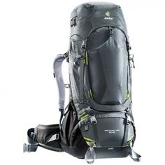 e4c85ea607 Le sac femme Aircontact Lite 45+10 Sl est équipé du système ACT lite qui  offre un poids minime et un design pur. Conçu … | sacs sport, voyage,  couchage ...