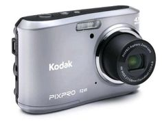 Kodak Friendly Zoom FZ41-SL Digital Camera with 4x Optical Image Stabilized Zoom with 2.7-Inch LCD (Silver)
