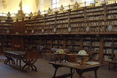 University of Salamanca Library | 25 European Libraries All Book Lovers Will Want To Visit