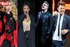 Plus de sept mois après la sortie de son album «Rebel Heart», Madonna poursuit sa tournée éponyme, lancée le 9 septembre dernier à Montréal.