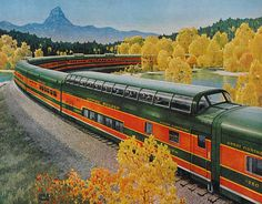 The Great Northern Empire Builder