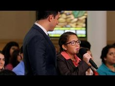 Pope Francis Asks Chicago Teen to Sing for Him: Part 1 | Moderated by Da...