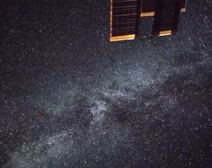 The Milky Way from the Intl Space Station  Take a second to take it all in! #TheMilkyWay #Space #NASA #IntlSpaceStation  The post The Milky Way from the Intl Space Station appeared first on RostamZandi.se  http://www.rostamzandi.se