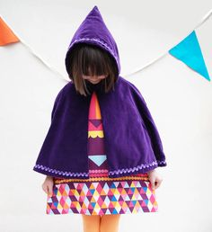 Are you interested in our purple velvet party cape? With our velvet Frozen Anna cape you need look no further.