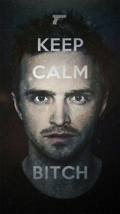 Keep Calm B***h iPhone 5C / 5S wallpaper