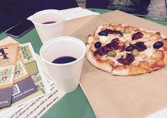 Macclesfield Treacle Market - meatballs, stalls, mulled wine & pizza 🍕