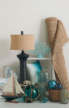 How to Incorporate a Nautical Theme Into Your Home with 5 Easy Steps | Nautical Handcrafted Decor Blog
