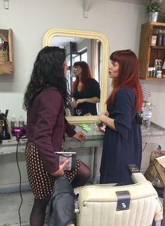 photo du salon de coiffure cuisine et kératine | modeuse city