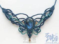 Jewelry Knots, Diy Jewelry, Beaded Jewelry, Beaded Necklace, Jewelry Making, Macrame Jewelry Tutorial, Bracelet Tutorial, Macrame Earrings, Macrame Bracelets