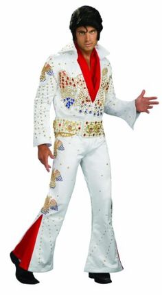 Collector Adult Elvis Costume Elvis Presley http://www.amazon.com/dp/B002QHPHBW/ref=cm_sw_r_pi_dp_Raf8vb1JQ85CE