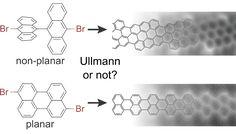News: Graphene nanoribbons - chiral or not? - Aalto University