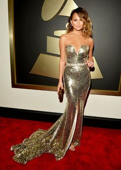 Grammy dress