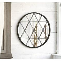 Star of David in mirror