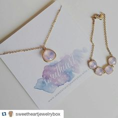 """I love seeing photos of our cards """"in action""""! #Repost @sweetheartjewelrybox  Loving our violet opal stones with our new necklace cards from @saddlehillstudios.  #ootd #fashion #style #etsy #etsyfinds #jotd #jewelry #picoftheday #handmadejewelry #jewelrygram #igjewelry #ilovejewelry #ilovejewelry #new #sweet #layeringjewelry #customjewelry #favorites #giftideas #vday #spring2016 #shopnow #musthaves#opal #opaljewelry #springbreak #easter #weddingjewelry #wedding by saddlehillstudios"""