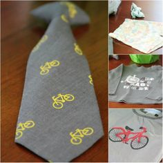 Bicycle Themed Baby Boy Shower