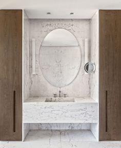 Bathroom in an Algarve home by Cristina Jorge de Carvalho | Photography by Francisco Almeida Dias