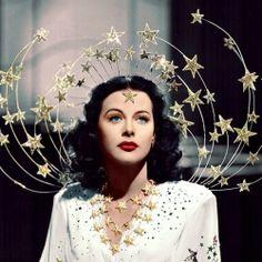 Hedy Lamarr in Ziegfeld Girl circa 1941