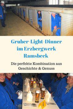 WO FRÜHER DIE KUMPELS SCHUFTETEN - dürfen heute Ausflügler erst flanieren, dann dinieren – bei Kerzenschein und Blasmusik. Einer meiner Top-Tipps für den Winter in NRW.