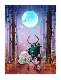 Kubo (print), Joey Chou