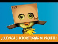 El #PiOBOX de CPX te da sin costo adicional el servicio de retornos a Miami.