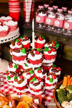 Doğum Günü Organizasyonu| Asya'nın Doğum Günü partisi | #cupcake #part #foxcupcake #partyidea