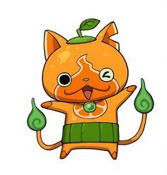 Mikannyan - Yo-Kai Watch  #yokaiWatch #youkaiWatch http://yokaiwatch.wiki-list.review/mikannyan/