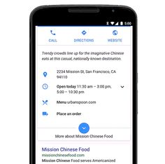 You Can Now Order Food Right From Google Search