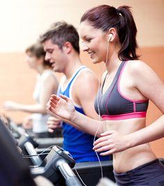 600-Calorie Treadmill Workout