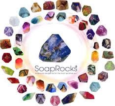 Soap Rocks! Not only are they beautiful, safe for your body but they also have the most amazing redolence!